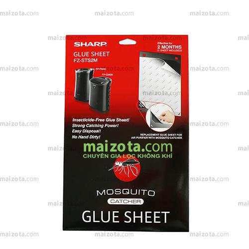 Tấm keo bắt muỗi Sharp FZ-STS2M (Glue sheet)